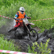 Russian championship trophy raid among ATVs and motorcycles — Stock Photo #15190933