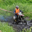 russian championship trophy raid among atvs and motorcycles — Stock Photo