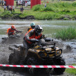 Russian championship trophy raid among ATVs and motorcycles — Stock fotografie
