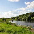 "Stock Photo: River ""Vyazovka"""