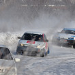 Car racing. Championship in Russia. - Stock Photo