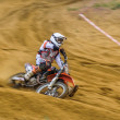 Russian Championship of Motocross among motorcycles and ATVs — Stock Photo #31639987