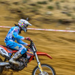 Russian Championship of Motocross among motorcycles and ATVs — Stock Photo #31640175