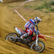 Russian Championship of Motocross among motorcycles and ATVs — Stock Photo #31640413