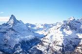 Matterhorn mountain — Stock Photo