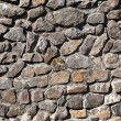Royalty-Free Stock Photo: Old gray granite stone wall