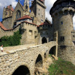 "Castle ""Burg Kreuzenstein"" — Stock Photo"