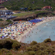 Beach in Santa Teresa di Gallura — Stock Photo