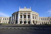Burgtheater (Imperial Court Theater) — Stock Photo