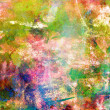 Abstract background painting — Stockfoto