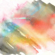 Abstract background painting - Foto Stock