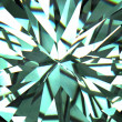 Abstract digital diamond background — Stock Photo