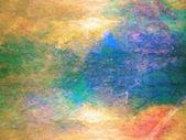 Abstracte impressionistische stijl achtergrond met grunge textuur. — Stockfoto