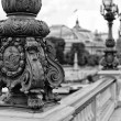 Stock Photo: Pont Alexandre III - Paris