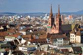 Basel Munster — Stock Photo