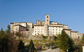 Castelmonte sanctuary, Cividale del Friuli. Udine, Italy — Stock Photo