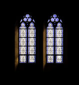 Decorated Windows — Stock Photo