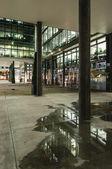 Com.West business center in Zurich West district. — Stock Photo