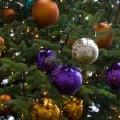 Christmas tree decorations — Stock Photo #16317059