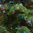 Christmas tree decorations — Stock Photo #16317241