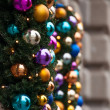 Christmas tree decorations — Stock Photo #16317269