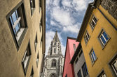 Konstanz, Germany: Cathedral — Stock Photo