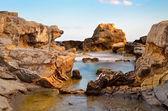 Gorgeous mediterranean coast — Stock Photo