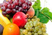 Taze çeşitli meyve — Stok fotoğraf