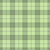 Seamless Soft Green Plaid — Stock Photo