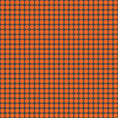 Orange & dunkel graue kreise muster — Stockfoto