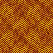 Red & Gold Chevron Pattern — Stock Photo