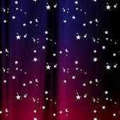 Stars & Aurora — Foto de Stock