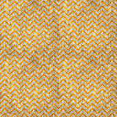 Seamless Silver & Gold Chevron Pattern — Stock Photo