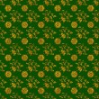 Rich Holiday Damask — Stock Photo