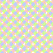Seamless Pastel Pattern — Stock Photo