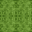 Vintage Green Tapestry — Stock Photo #12801890