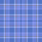 Plaid bleu transparent — Photo