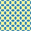 Seamless Abstract Heart Pattern — Stock Photo