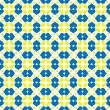 Seamless Abstract Heart Pattern — Stockfoto #13140060