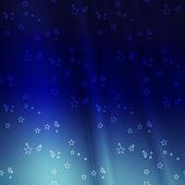 звезды & аврора — Стоковое фото