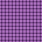 Seamless Purple Plaid — Stock Photo