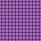 Seamless Purple Plaid — Stock Photo