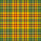 Seamless Colorful Warm Plaid — Stock Photo