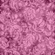 Vintage Pink Floral Tapestry — Stock Photo #14090491