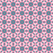 Stock Photo: Seamless Medallion Pattern