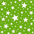 Seamless Star Pattern — Foto de Stock