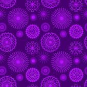 紫色万花筒背景 — 图库照片
