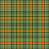 Seamless Soft Warm Plaid — Stock Photo