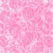 Tapiz floral rosa luz vintage — Foto de Stock