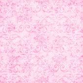 Tapeçaria de floral rosa pálido vintage — Fotografia Stock